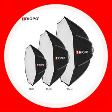 "Triopo 90cm/35"" Octagon Umbrella Softbox wit Bowens Mount fr Studio Strobe Light"