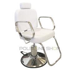 SIV Sillón silla de barbero peluqueria para estética salon belleza y maquillaje