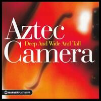 AZTEC CAMERA - DEEP & WIDE & TALL : COLLECTION D/Rem CD ~ RODDY FRAME 80's *NEW*