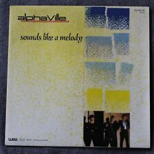 Alphaville, sounds like a melody / the nelson highrise, SP - 45 tours