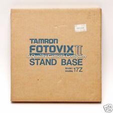 Tamron FOTOVIX II Base Stand - NOS