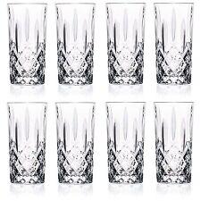 Gafas de cristal Highball Set 8 PC Beber Cóctel de vidrio Bola Hi Beber Vaso