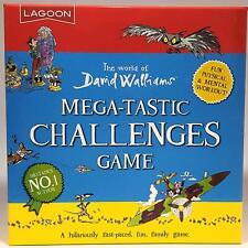 David Walliams Mega Tastic Challenges Games  A Fun Physical and Mental Workout