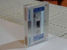 1 TEAC CT-600H 60MB Data Cassette High Density Magnetic Tape NEW SEALED