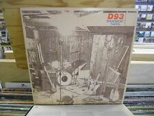 D93 Basement Tapes vinyl LP 1980 private press EX [Dubuque Iowa]