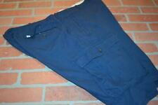 11417-a Mens Levis Cargo Shorts Size 42 Blue