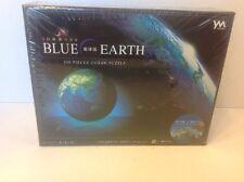 Yanoman 3D Puzzle 2024-110 Blue Earth Japan Ver . (240 Pieces)