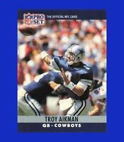 1990 #78 Troy Aikman 2nd Year NRMINT or BETTER - $1 COMBO SHIPPING