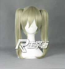 New SOUL EATER MAKA ALBARN cosplay wig Light flaxen
