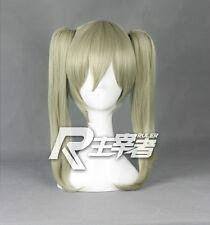 New SOUL EATER MAKA ALBARN cosplay wig Light flaxen