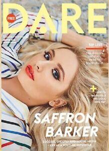 Superdrug Dare Magazine - Jan/Feb 2020 - Saffron Barker - Health & Beauty