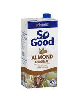 So Good Almond Milk 1 Litre