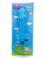 Blue Peppa Pig Guitar Music Toy Children's Kid Musical Instruments Toys New Gift