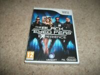 Nintendo Wii - The Black Eyed Peas Experience karaoke PAL game (NEW & SEALED)