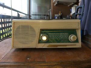 radio de válvulas CLIPER