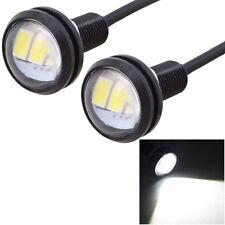2 PCS MZ 22.5mm 1.5W 150LM White Light 3 LED SMD 5630 Spotlight Eagle Eye Light