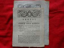 ANONYME [LOUIS XVI] - Lettres patentes du roi, sur le décret de l'assemblé.