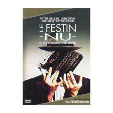 Le Festin Nu DVD NEUF