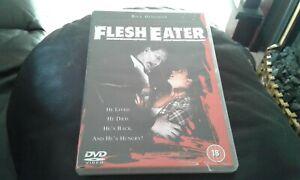 Flesh Eater (DVD, 2005) REG 2 zombies