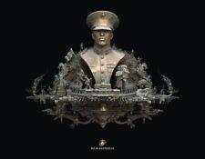 "Original Marine Corps Recruiting Poster ""Battles Won�- Brand new from box. Usmc"