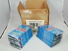 Yugioh Champion Pack 2 Two CP2 68 Ct Booster Packs New Factory Sealed From Case