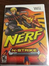 NERF N Strike For Wii ,  Game only  ,  No gun