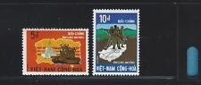 South Vietnam Scott #  439-440  (Soilders & Map of Vietnam)  MNH