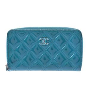 CHANEL Fastener Wallet purse 804000117472000