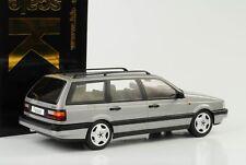 1988 Volkswagen VW Passat B3 VR6 Variant grau metallic 1:18 KK