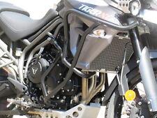 Defensa protector de motor Heed TRIUMPH TIGER 800 / XC / XR (15 - 18) + Bolsas