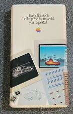 The World of Apple Desktop Media VHS Marketing Package Orig Pkg. Vintage | Rare