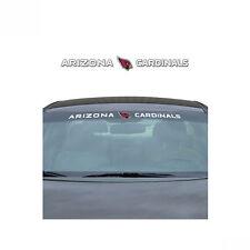 Team ProMark NFL Arizona Cardinals Car Truck Suv Windshield Decal Sticker