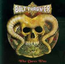 "Bolt Thrower ""Who Dares Wins"" CD - NEW!"