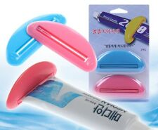 2pcs Dispenser Squeeze Tube Squeezer Easy Toothpaste