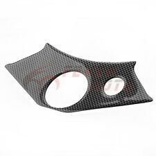Yoke Protector Cover Carbon Fiber Look Sticker For Yamaha YZF R6 1999-02 FM