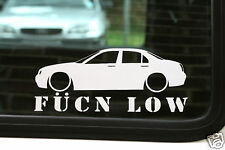 MG ZT / Rover 75 Fukn Low sticker.