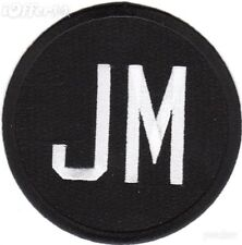 NHL MEMORIAL PATCH FOR NEW JERSEY DEVILS JOHN McMULLEN