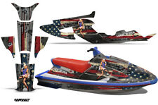 AMR Racing Yamaha Wave Raider Jet Ski Decals Graphics Kit Wrap 1994-1996 WW2
