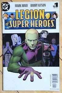 DC COMICS LEGION OF SUPERHEROES VOL 5 #1-50 COMPLETE FULL SET  2005 - 2009