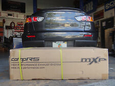 MXP Comp RS Exhaust System | Mitsubishi Evolution X | Evo X | Evo 10 | NEW