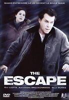 "DVD NEUF ""THE ESCAPE"" Ray LIOTTA / thriller"