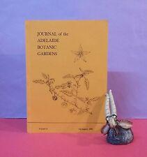 DE Symon: A Revision of the Genus Solanum in Australia/botany/Australia