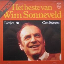 WIM SONNEVELD - LIEDJES EN CONFERENCES  - CD