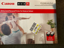 Canon Pixma MG2522 All-in-One Inkjet Printer Scanner and Copier NEW