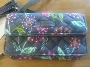 Vera Bradley Disney Dandelions Iconic RDIF all in one crossbody  New with Tags