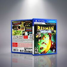 Rayman: Legends - PlayStation Vita Cover and Case. NO GAME!!