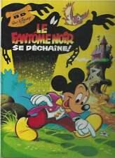 C.MARIN . MICKEY LE FANTOME NOIR SE DÉCHAÎNE ! . EO . 1984 . WALT DISNEY .