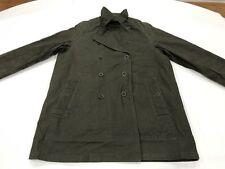 nest Robe Japan OS Cotton Polyester Khaki Dark Olive Military Aesthetic Jacket