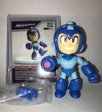 Mega Man Copy The Loyal Subjects Action Vinyls Chase Blue 1/24 TLS Red Eyes Mint