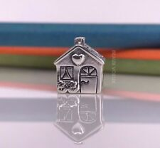 New Authentic Pandora Silver Home Sweet Home Charm - 791267